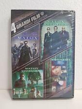 MATRIX - 4 GRANDI FILM COLLECTION - DVD