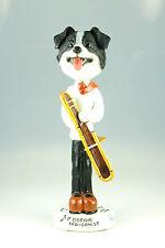 Trombone Border Collie-See Interchangeable Breeds & Bodies @ Ebay Store