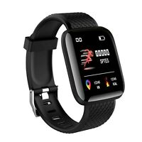 Smart Watch Smart Bracelet Heart Rate Blood Fitness Watch Waterproof Android IOS