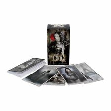 Malefic Time Tarot Cards by Luis Royo Dark Gothic Supernatural