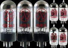 Tube Set - for Fender 65 Princeton Reverb Reissue JJ Electronics APEX Matched