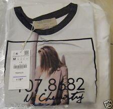 ZARA TRAFALUC FALL/WINTER T-SHIRT Collection Long Sleeve    RRP $68