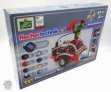 Fischertechnik Robotics TXT Discovery Set 14 Modelle Controller & Software | OVP