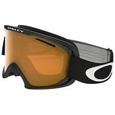 Masque ski snowboard Oakley 02 XM Matte Black w Persimmon NEUF + Boîte + Housse