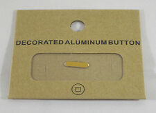 Home Button Sticker gold für Samsung Galaxy S4 i9500  i9505  **Express**