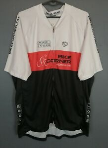 MEN'S SHIRT PEARL IZUMI CYCLING CYCLISMO BICYCLE JERSEY MAILLOT SIZE 2XL XXL 6