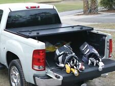 Rugged Liner Premium Hard Folding Tonneau Cover For 09-14 Ford F150 8FT