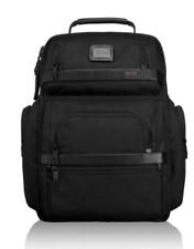 TUMI T-PASS BUSINESS CLASS BRIEF PACK Backpack Laptop Black Nylon 26578DR2E $525