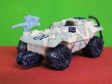 1997 DC Comics Hasbro GI Joe style Assault Vehicle w/cannon & wire cutters #115