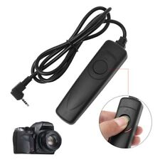 Wired Remote Switch Shutter Release Cord For Panasonic Lumix DMC-FZ200 DMC-GH4