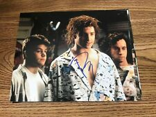 Pauly Shore Autographed 8x10 Photo Encino Man Son In Law The Bogus Witch Project