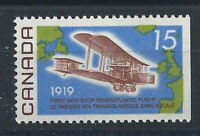 "Canada N°415** (MNH) 1969 - Avion Vickers ""Vimy"""