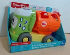 New Fisher-Price Sort & Spill Learning Truck - Bilingual Version
