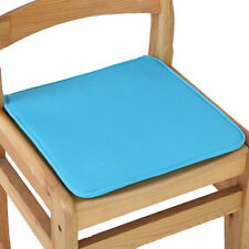 Cushion Office Chair Garden Indoor Dining Seat Pad Tie On Square Foam Patio SD