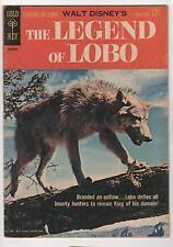 Legend of Lobo (Gold Key Disney) VeryGood/Fine 5.0