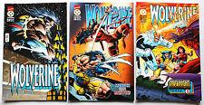 Marvel | WOLVERINE | 1. Serie | Nr.  14, 15, 16 | Comics | Z1 | PB1108
