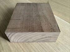 🌳Solid Walnut Hardwood Timber Offcut 16.5 x 13.5 x 5cm Wood Crafts 685