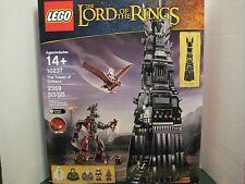 Lego Exclusive Lord of the Rings  #10237 The Tower of Orthanc SET