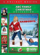 ABC Family Christmas Movies DVD Collection 6 Pack Holiday In Handcuffs Snowglobe