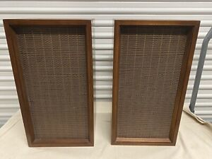 """EMI DLS 529 """"RARE"""" SPEAKERS MADE IN ENGLAND """"BEAUTIFUL CONDITION"""""""