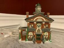 Limited Edition 1999 O'well Christmas Village house-Fine detail and in excellent