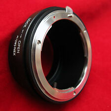 Nikon G lens to sony nex adapter for A6000 5c 3n  A7 nex 7 6 f3 A6300 A7R 5T