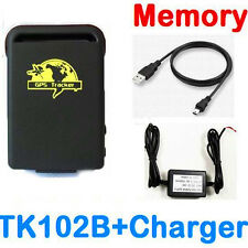Coban GPS Tracker TK102B SPY Car Vehicle GPS Tracker LBS+Hard-wired Car Charger