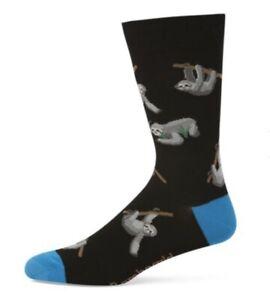 Bamboo fibre Sloth socks.