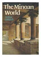 Minoan World by Cotterell, Arthur Hardback Book The Fast Free Shipping