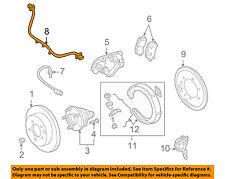 GM OEM ABS Anti-Lock Brakes Rear-Sensor Wire 10300460