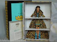 TODD OLDHAM Designer 1999 LIMITED ED BARBIE Mackie FM Leopard Coat_22205_NRFB