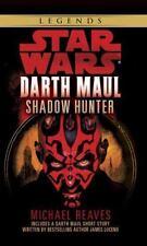 Star Wars: Darth Maul: Shadow Hunter: By Reaves, Michael