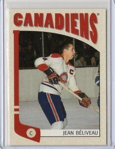 2004/05 ITG Franchises Canadian - #39 JEAN BELIVEAU [Montreal Canadiens]