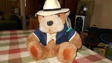 "Lands End Gund Authentic Rugby Bear 1992 ""Big Daddy Bear"" No Box"