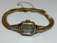 Patek Philippe Geneve 3100 - 18K Gold / 18 Jewels / Women's WindUp Watch (#80YO)