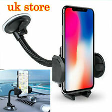 360° Rotatable In Car Suction Phone Holder Dashboard Windscreen Universal Mount.