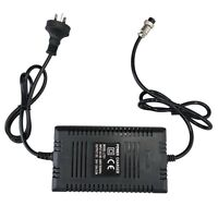 Fast Battery Charger fo ATV Razor E Series Electric Scooters 24V 3-Prong Adapter