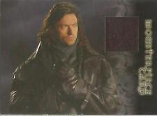 """Van Helsing - MP#1 Hugh Jackman """"Van Helsing's Jacket"""" Monsterpiece Costume Card"""