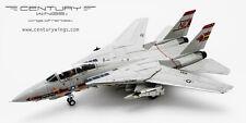 Century Wings 1:72 F-14A VF-1 WOLFPACK NE100 1991 REF CW001600 En parfait état, dans sa boîte