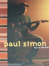 "Paul Simon ""You'Re The One"" U.S. Promo Poster -Soft Rock Music"