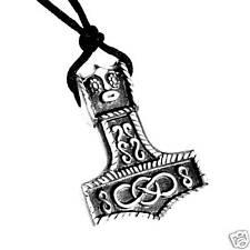 54F PEWTER Mjolnir THOR'S HAMMER Thors Thor PENDANT