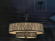 ~ BNIB Easy Lite Melosa 3 Light Pendant Fixture Lighting Lamp House Home Decor
