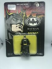 1992 ERTL Batman Returns Die Cast Metal Figure - Batman - NIP Unpunched