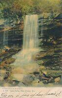 ONOKO PA – Cave Falls Rotograph Postcard – udb – 1905