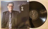 Van Lester - Soy La Voz LP 1992 Ritmo Records Rare Salsa VG+/VG+