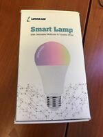 LOHAS LED Alexa Smart Bulb White Color Ambiance A21 WiFi LED Light Bulb