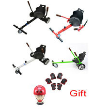 Mini Go Kart Seat For Hoverboard Adjustable Scooter Easy Balance Chair