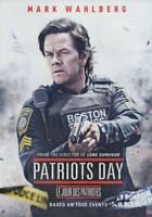 Patriots Day (DVD, 2017) DISC ONLY**