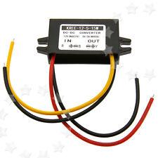 DC converter 5V 3A 15W volt voltage reducer regulator to 12V Spannungswandler