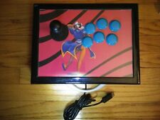 Custom made Wood Fightstick Arcade Controller for Xbox 360 / PC w Sanwa Parts